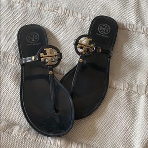 Tory Burch Shoes - Tory Burch mini Miller jelly sandals